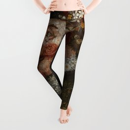 "Giuseppe Arcimboldo ""Four seasons - Spring"" Leggings"