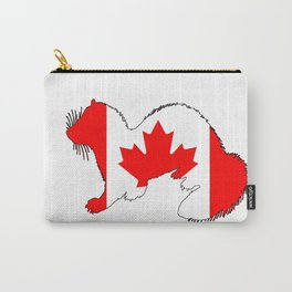 Ferret Canada Carry-All Pouch