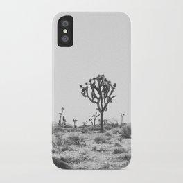 JOSHUA TREE VIII iPhone Case