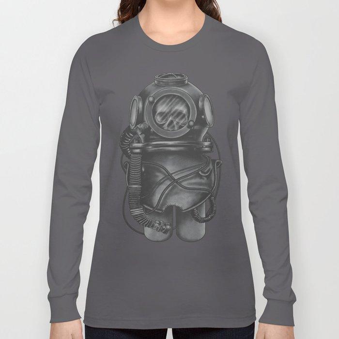 The Dead Diver Long Sleeve T-shirt