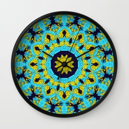 5 Persian carpet Wall Clock