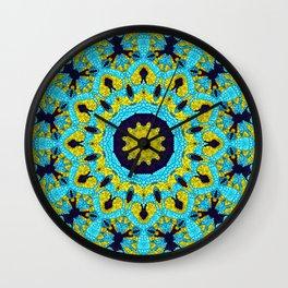 5 Persian carpet Wall Clock