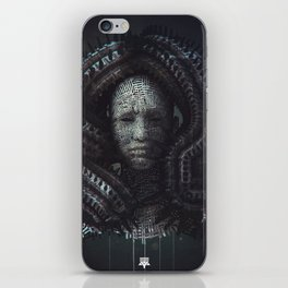 The Unseen iPhone Skin
