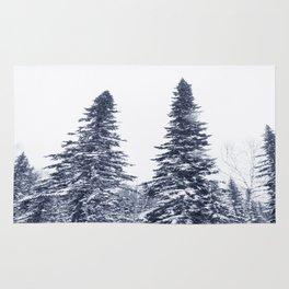 Fir-trees Rug