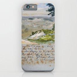 Samuel Palmer - Guildford - Digital Remastered Edition iPhone Case