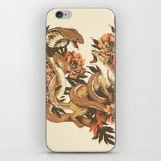 Snake & Mongoose iPhone Skin
