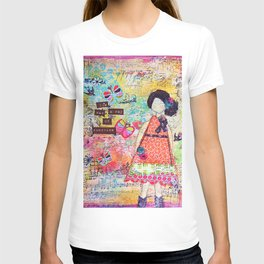 'She was a Ray of Sunshine' by Jolene Ejmont T-shirt