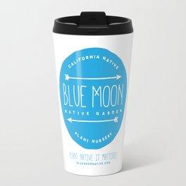 Blue Moon Native Garden Travel Mug