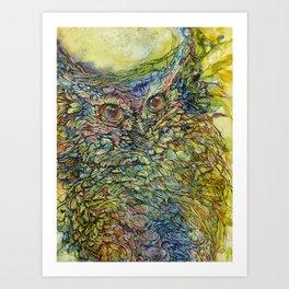 Love Bird I Art Print