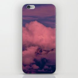 Winter Storm Clouds iPhone Skin