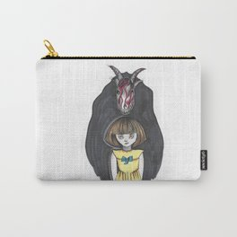 Fran Bow Carry-All Pouch