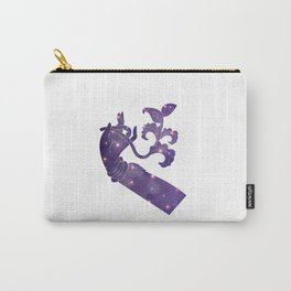 Universe in the Hand of Indian Dance Carry-All Pouch
