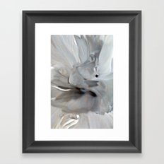 Constructed Light Framed Art Print