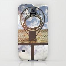 Hoosier Basketball Galaxy S5 Slim Case