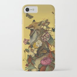 Fox Confessor iPhone Case