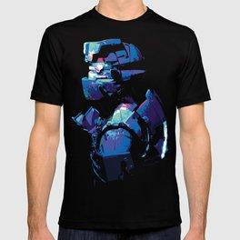 Dead Space: Splatter Isaac T-shirt