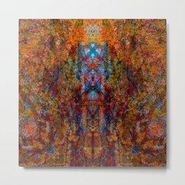 Tesseractual Dream Metal Print