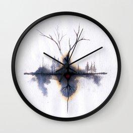 Signos Naturales son Siempre Señales Wall Clock