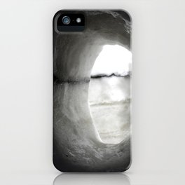 You're As Cold As Ice iPhone Case