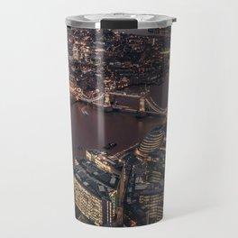 London #society6 #decor #buyart Travel Mug