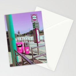 バス停 (各停) /// TM BUS STOP Stationery Cards