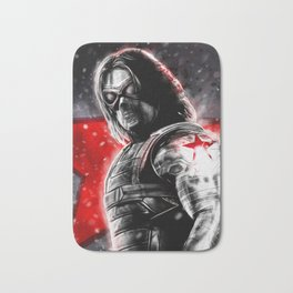 Winter Soldier Bath Mat