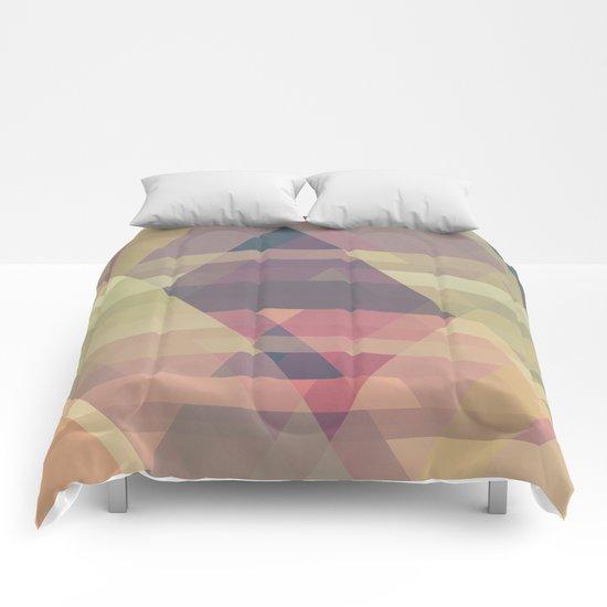 The Clearest Line II Comforters