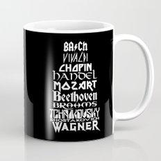 Composers Mug