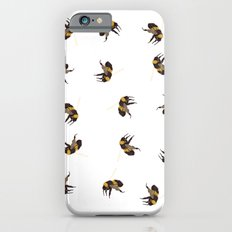Bumble Bee Pattern iPhone 6s Slim Case