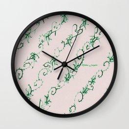 Bella Florentina Wall Clock