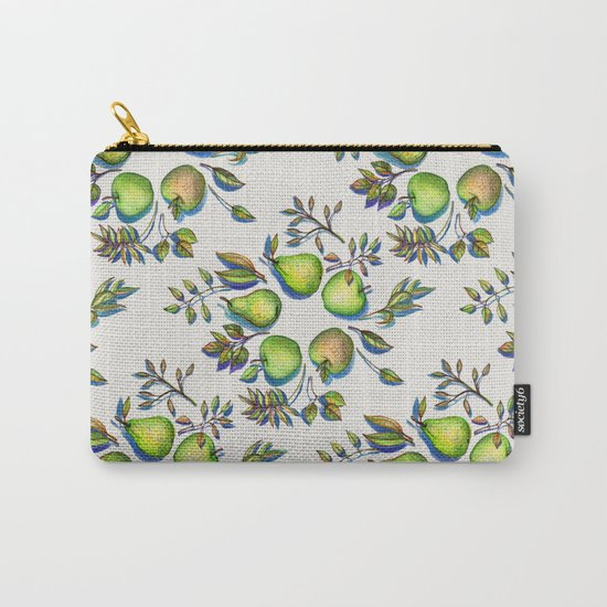 Summer's End - apples and pears Carry-All Pouch