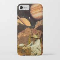 tequila iPhone & iPod Cases featuring Tequila Sunrise by Peter Campbell
