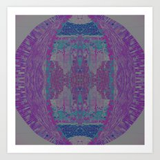 Jewel Tones II Art Print