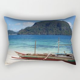Serenity (El Nido, Palawan) Rectangular Pillow