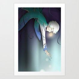 Tainted Mikleo Art Print