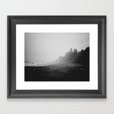 California Coast Framed Art Print