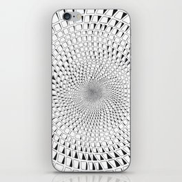 Celled Tunnel iPhone Skin