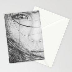 Windswept Beauty Stationery Cards