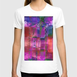 Infused colors T-shirt