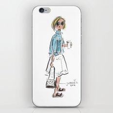Birks & Coffee iPhone & iPod Skin