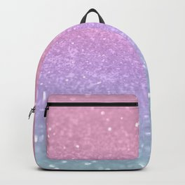 Unicorn Princess Glitter #1 (Photography) #pastel #decor #art #society6 Backpack