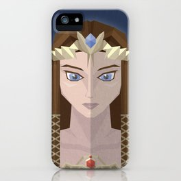 The Princess of Hyrule iPhone Case