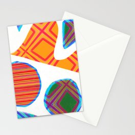 Color Construction No. 2 Stationery Cards