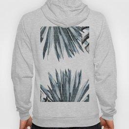 Geometric agave & monstera Hoody