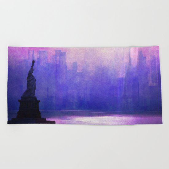 Liberty Beach Towel