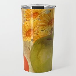 Fruit In The Sun Travel Mug