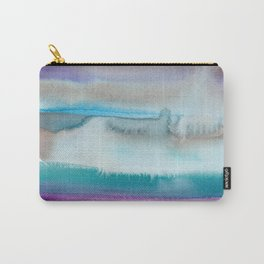 30    | 191215 | Abstract Watercolor Pattern Painting Carry-All Pouch