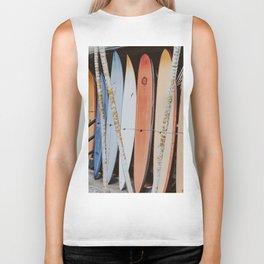 lets surf ii Biker Tank