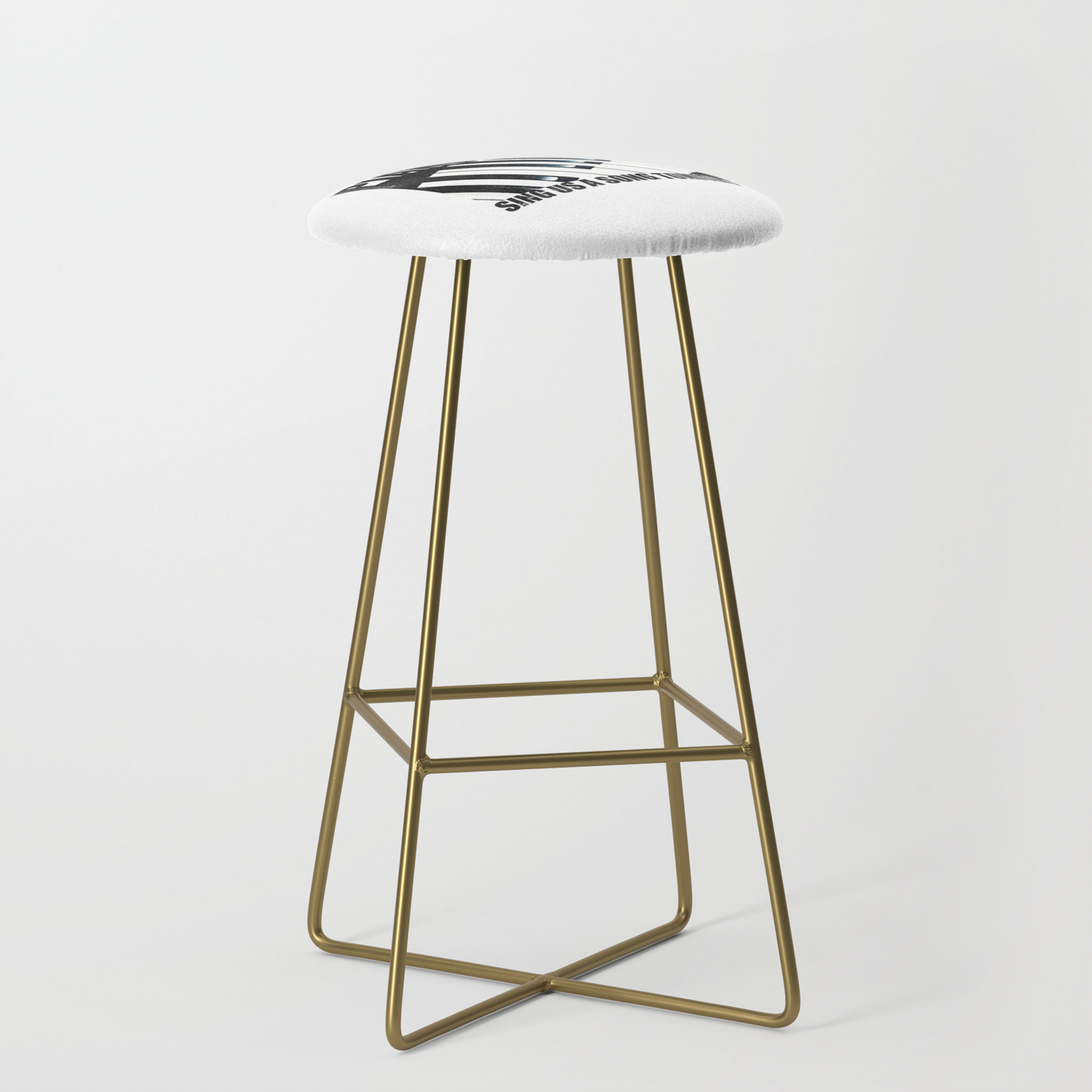 Details About Black Finish Saddle Style Bar Stool 24 Or 29 Tall Nfl Team Logo Decal Man Cave