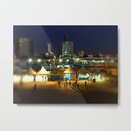 minilife of olympic park Metal Print